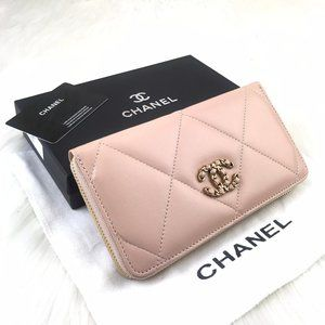 Chanel 9 Series Wallet %100 Original Leather